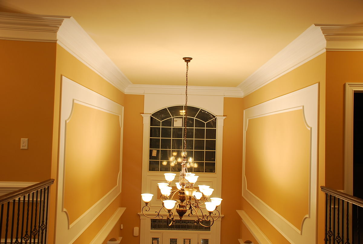 Foyer Lighting 2 Story Transitional