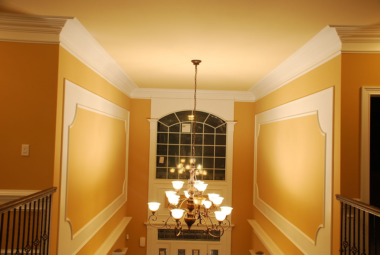 Crown molding - Wikiwand