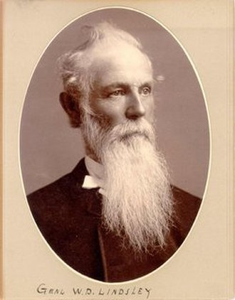 Ohio's 13th congressional district - Image: William D. Lindsley from find a grave