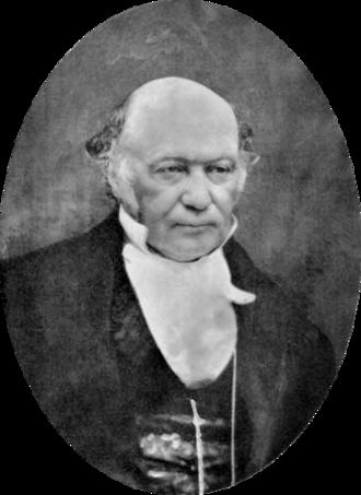 Cayley–Hamilton theorem - Image: William Rowan Hamilton portrait oval combined