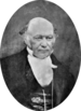 William rowan hamilton portrait oval combined