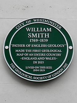 William smith 1769   1839 father of english geology