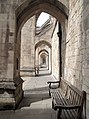 Winchester cathedral cloisters.jpg