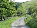 Winding country road - geograph.org.uk - 461760.jpg