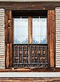 Window in Miranda de Ebro, Spain.jpg
