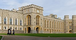 Windsor Castle Upper Ward Quadrangle 2 - Nov 2006.jpg