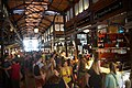 Wine and cheese snacks Mercado de San Micuel Madrid.jpg