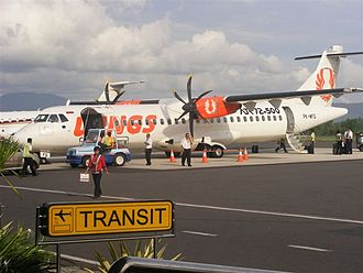 Adisutjipto International Airport - Wings Air ATR 72-500