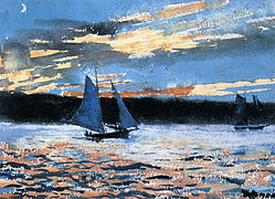 Winslow Homer - Gloucester Sunset.jpg
