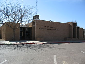 Winslow, Arizona - Winslow Police and Court Complex