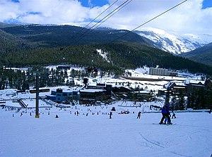 Winter Park Resort - Image: Winter Park Base Area