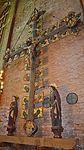 Wismar, St. Nikolai, Triumphkreuz. 4.JPG