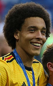Seconda Maglia Borussia Dortmund Axel Witsel