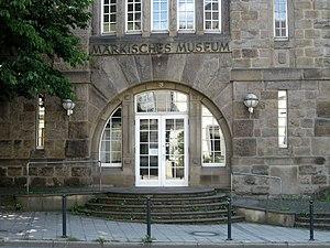 Märkisches Museum Witten Wikipedia