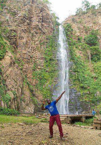Wli waterfalls - Image: Wli waterfalls