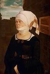 Portrait of Margaret Hundertpfundt