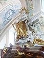 Wolfegg Pfarrkirche Kanzel Paulus.jpg