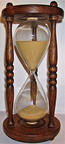 85e88fb45 Presýpacie hodiny – Wikipédia