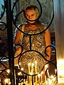 Worshipper at Pokrovsky Monastery (Intercession of the Virgin) - Kharkiv (Kharkov) - Ukraine (43058538395).jpg