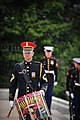 Wreath Laying, Tomb of the Unknown (25073951264).jpg
