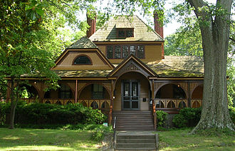 West End, Atlanta - The Wren's Nest, author Joel Chandler Harris's home in West End