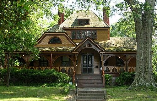 Thumbnail from Wren's Nest House Museum