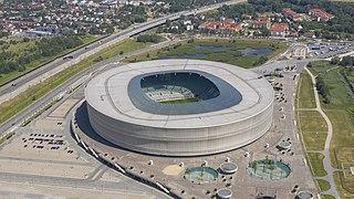Stadion Miejski (Wrocław) stadium