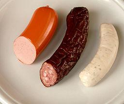 Wurst (Bruehwurst)