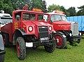 Wynn's haulage ballast tractors, Abergavenny.jpg