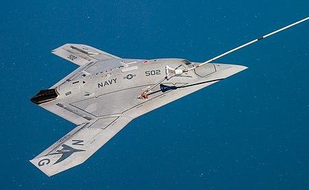 https://en.wikipedia.org/wiki/Northrop_Grumman_X-47B