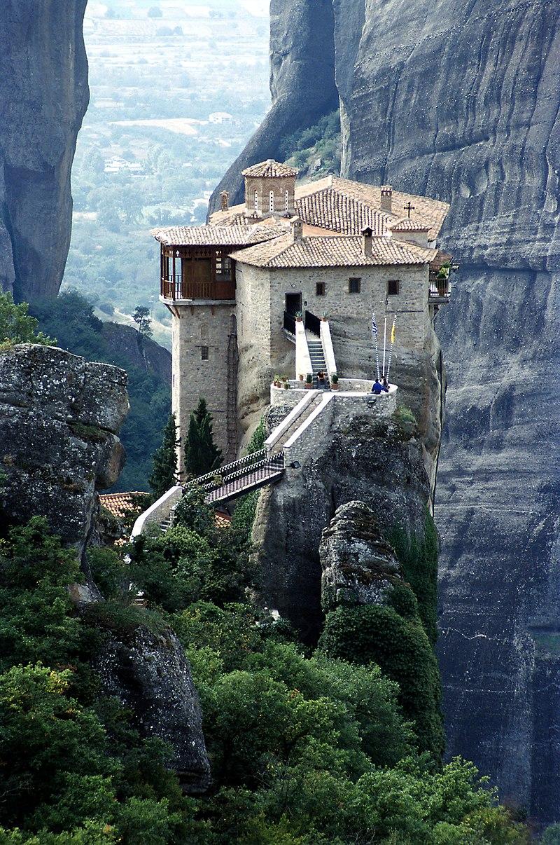 Schwebende Klöster Griechenland