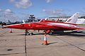 XR538 - 01 Folland Gnat FO.144 Royal Air Force (8578650512).jpg