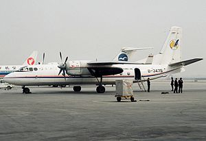 Xian Y7 Air Changan B-3475 PEK March 1997.jpg