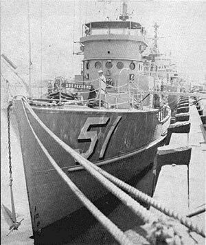 USS Reedbird (AMS-51) - Image: YMS 291