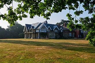 Yehudi Menuhin School - Image: YMS Music House