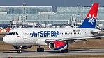 YU-APD Air Serbia A319 (40741905911).jpg