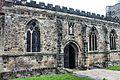 Y Gadeirlan Bangor Cathedral Church, Gwynedd North Wales 16.JPG