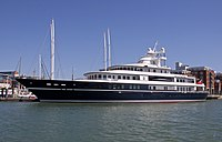 Yacht Leander G at Gunwharf Quays.jpg