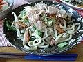 Yaki udon by donaldglen.jpg