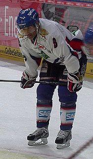 Yanick Lehoux Canadian ice hockey player