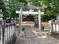 Yasaka Shrine in Hinoki, Oasacho, Naruto, Tokushima.JPG