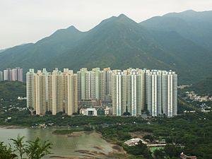 Yat Tung Estate - Overview of Yat Tung Estate