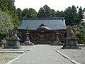 Yawata Shrine (Ichijo-Hachiman) 180422.jpg