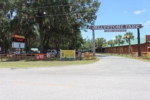 Yogi Bear's Jellystone Park Camp-Resorts - Image: Yogi Bear's Jellystone Park Camp Resort