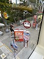 Yoho Mall II bus stop 20-06-2021.jpg