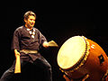 Yoji Ueki (ensemble Koma) au musée Guimet III.jpg