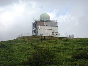 Yokotsudake Radar.JPG