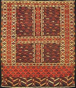 Yomut Carpet Wikipedia