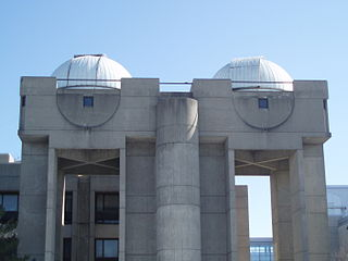 Astronomical observatory in Toronto