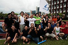 Young NTUC youth chapter members.jpg